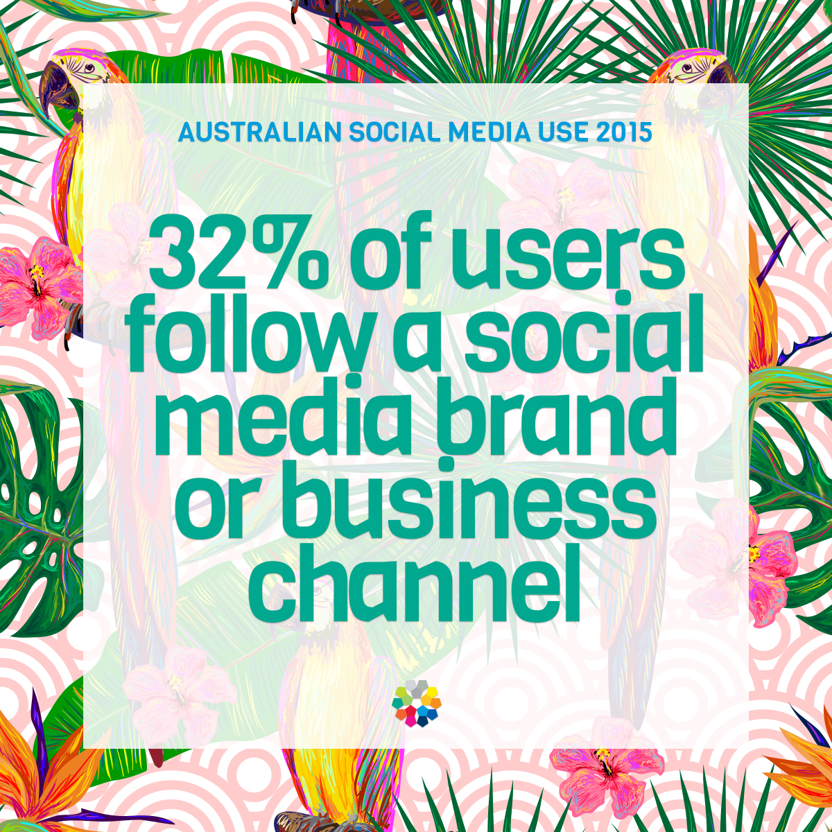 32%-of-users-follow-a-social-media-brand-or-business-channel