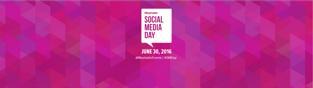 June 30th, 2016 marks the seventh-annual official global Social Media Day